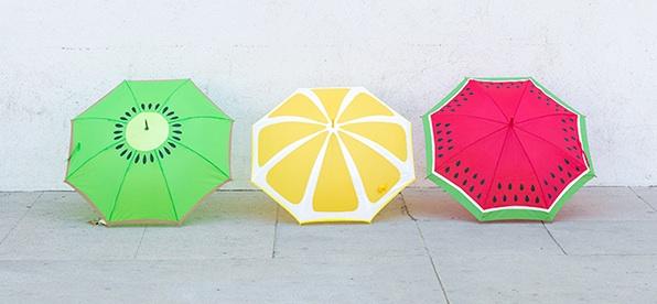 ombrelli frutta