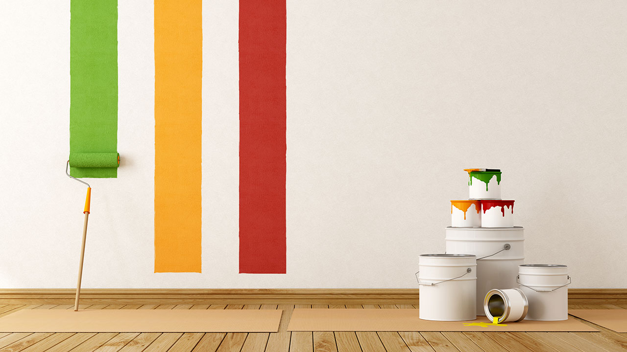 Dipingere casa fai da te